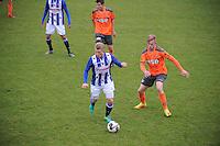 VOETBAL: HEERENVEEN: 09-11-2016, Sportpark Skoatterwâld, SC Heerenveen - FC Volendam, uitslag 2-1, Doke Smidt, ©foto Martin de Jong