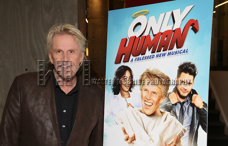 """during the """"Only Human - A #Blessed New Musical"""" Sneak Peek at The Yard Herald Square on September 17, 2019 in New York City."""