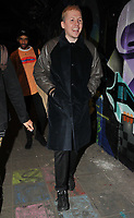 Professor Green ( Stephen Paul Manderson ) at the Fendi Reloaded capsule collection launch party, Lost Rivers, Leake Street, London, England, UK, on Thursday 12 April 2018.<br /> CAP/CAN<br /> &copy;CAN/Capital Pictures