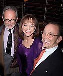 """Valerie Harper & Joel Grey<br /> attending the Broadway Opening Night After Party for """"Looped"""" at Sardi's Restaurant in New York City.<br /> March 14, 2010"""