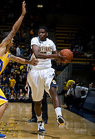 Kahlil Johnson of California in action during the game against CSUB at Haas Pavilion in Berkeley, California on November 11th, 2012.  California defeated CSUB, 78-65.