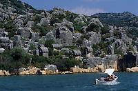 Antalya  Côte Egéenne - Antalya  Aegean Coast