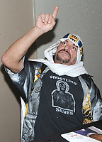 NEW YORK, NY - NOVEMBER 4:  Sabu attends the Big Event NY at LaGuardia Plaza Hotel on November 4, 2017 in Queens, New York.  Credit: George Napolitano/MediaPunch /NortePhoto.com