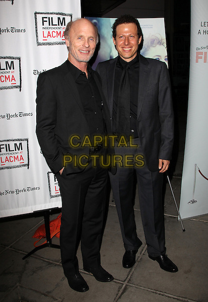 Los Angeles, CA - March 3: Ed Harris, Arie Posin Attending 'The Face of Love' Premiere Screening, Held at LACMA California on March 3, 2014 <br /> CAP/MPI/MPIUPA<br /> &copy;MPIUPA/MediaPunch/Capital Pictures
