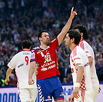 Marko Vujin during men`s EHF EURO 2012 championship semifinal handball game between Serbia and Croatia in Belgrade, Serbia, Friday, January 27, 2011.  (photo: Pedja Milosavljevic / thepedja@gmail.com / +381641260959)