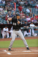 Tyler Saladino - 2017 Chicago White Sox (Bill Mitchell)