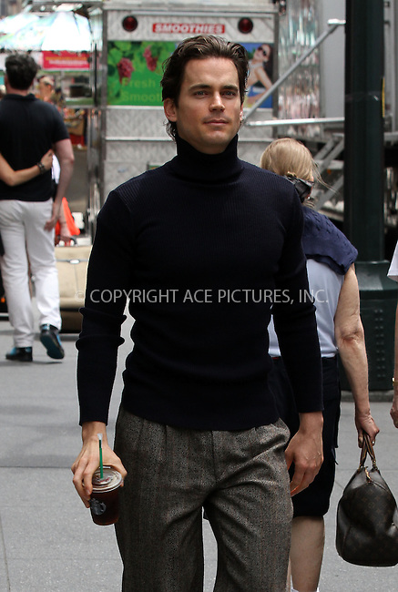 WWW.ACEPIXS.COM<br /> <br /> July 3 2013, New York City<br /> <br /> Actor Matt Bomer on the set of the new movie 'Normal Heart' on July 3 2013 in New York City<br /> <br /> By Line: Zelig Shaul/ACE Pictures<br /> <br /> <br /> ACE Pictures, Inc.<br /> tel: 646 769 0430<br /> Email: info@acepixs.com<br /> www.acepixs.com