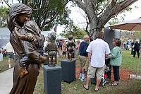 31st Annual Naples National Art Festival, hosted by the von Liebig Art Center, Naples, Florida, USA.  Feb. 20 & 21 Photo by Debi Pittman Wilkey