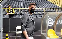 16th May 2020, Signal Iduna Park, Dortmund, Germany; Bundesliga football, Borussia Dortmund versus FC Schalke;   Sebastian KEHL , BVB