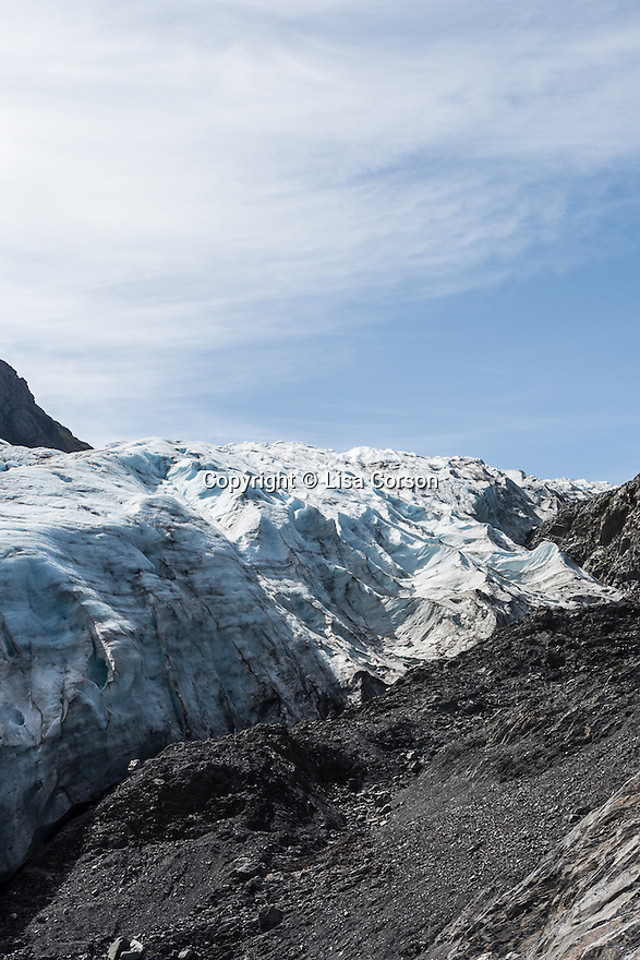 Exit Glacier. Seward, Alaska.