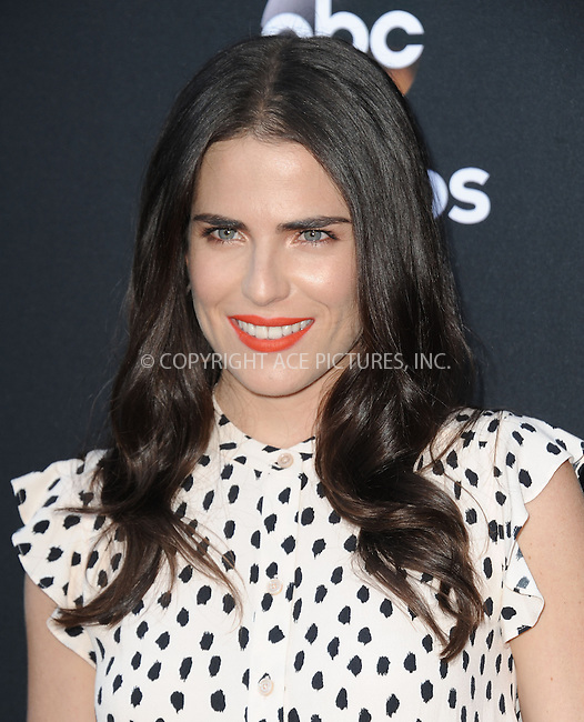 WWW.ACEPIXS.COM<br /> <br /> May 28 2015, New York City<br /> <br /> Karla Souza arriving at the 'How To Get Away With Murder' ATAS event at Sunset Gower Studios on May 28, 2015 in Hollywood, California<br /> <br /> By Line: Peter West/ACE Pictures<br /> <br /> <br /> ACE Pictures, Inc.<br /> tel: 646 769 0430<br /> Email: info@acepixs.com<br /> www.acepixs.com