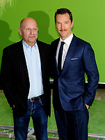 NEW YORK, NY - NOVEMBER 03: Producer Chris Meledandri and  Benedict Cumberbatch  attends Dr. Seuss' The Grinch World Premiere at Alice Tully Hall  on November 3, 2018 in New York City.  <br /> CAP/MPI/JP<br /> &copy;JP/MPI/Capital Pictures