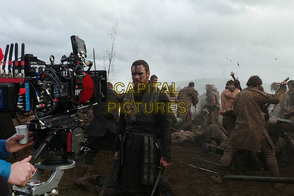 Macbeth (2015)   <br /> Michael Fassbender<br /> *Filmstill - Editorial Use Only*<br /> CAP/KFS<br /> Image supplied by Capital Pictures
