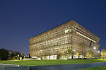 Smithsonian National Museum of African American History and Culture   Project Team: David Adjaye, SmithGroupJJR, and Clark/Smoot/Russell A Joint Venture