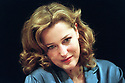 What The Night Is For by Michael Weller, directed by John Caird. with Gillian Anderson as Melinda Metz. opened at the Comedy Theatre on 27/11/02  pic Geraint Lewis