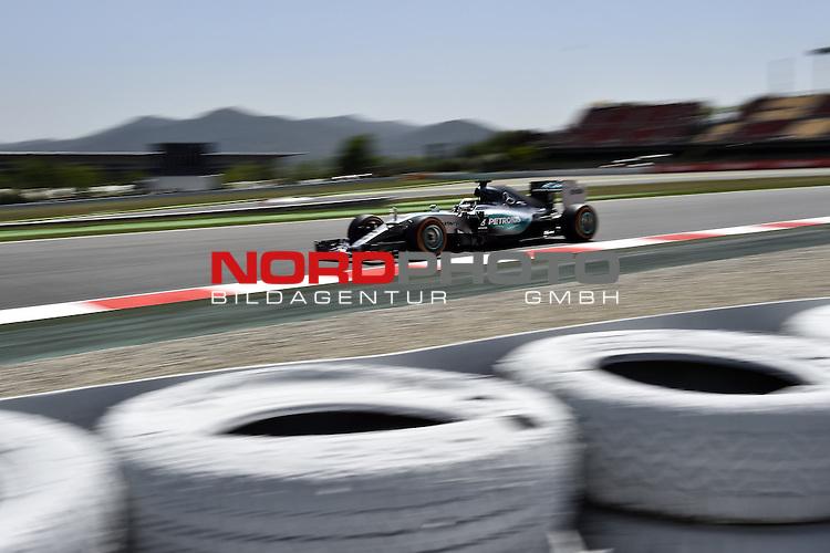 07.05 - 10.05.2015, Circuit de Catalunya, Barcelona, ESP, Formel 1, 2015,  im Bild  <br />  Foto &copy; nph / Mathis