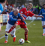 Nicky Law and Craig Molloy