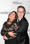 Paula Wagner & Moises Kaufman attending the Broadway Opening Night After Party for 'The Heiress' at The Edison Ballroom on 11/01/2012 in New York.