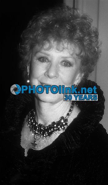 Gwen Verdon 1990<br /> John Barrett/PHOTOlink.net