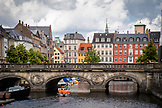 DENMARK, Copenhagen, Canal Boat Tour, Europe