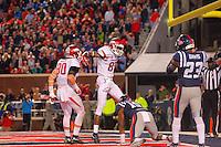 HAWGS ILLUSTRATED JASON IVESTER --11/07/2015--<br /> Arkansas @ Ole Miss football