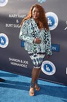 LOS ANGELES - JUN 8:  Loretta Devine at the Los Angeles Dodgers Foundations 3rd Annual Blue Diamond Gala at the Dodger Stadium on June 8, 2017 in Los Angeles, CA