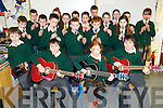 Gaelscoil, Listowel : Pupils from Gaelscoil, Listowel who took part in the Christmas concert at St Mary's Church on Tuesday last. Front: Sean, Matthew, Saidhbh & Conor. 2nd row : Darragh, Aaron, Jordon & Clodagh. 3rd Row : Dylan, michael, Aisling, Niamh, Lara, Rebecca & Andrea. Back : George, Osha, Padraig, Daniel & Clodagh.