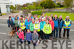 Tarbert Cuckoo Walk : Group who took  part in the Cuckooo Walk Festival in Tarbert on Sunday last.