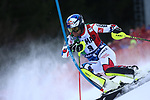 Alpine Ski World Cup 2018 - Slalom - Madonna di Campiglio  in Madonna di Campiglio, on December 22, 2018.