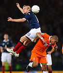 Steven Naismith and Nigel de Jong