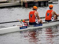 Henley Royal Regatta, Henley on Thames, Oxfordshire, 28 June - 2 July 2017.  Wednesday  09:20:31   28/06/2017  [Mandatory Credit/Intersport Images]<br /> <br /> Rowing, Henley Reach, Henley Royal Regatta.<br /> <br /> The Prince Albert Challenge Cup<br />  University of Virginia, U.S.A.