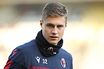 Mattias Svanberg of Bologna during the Serie A match at Stadio Grande Torino, Turin. Picture date: 12th January 2020. Picture credit should read: Jonathan Moscrop/Sportimage