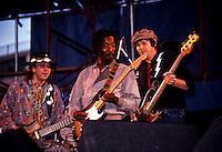 BUDDY GUY - STEVIE RAY VAUGHAN - 1983