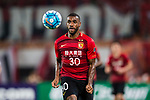 Guangzhou Forward Luiz da Silva in action during the AFC Champions League 2017 Quarter-Finals match between Guangzhou Evergrande (CHN) vs Shanghai SIPG (CHN) at the Tianhe Stadium on 12 September 2017 in Guangzhou, China. Photo by Marcio Rodrigo Machado / Power Sport Images