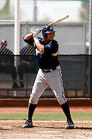 Erick Almonte - Milwaukee Brewers - 2009 spring training.Photo by:  Bill Mitchell/Four Seam Images