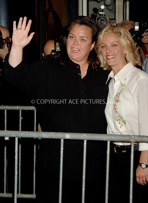 """WWW.ACEPIXS.COM . . . . .  ....NEW YORK, APRIL 25, 2006....Rosie O'Donnell and Kelli O'Donnell at the Broadway opening of """"Lestat"""".....Please byline: AJ Sokalner - ACEPIXS.COM.... *** ***..Ace Pictures, Inc:  ..(212) 243-8787 or (646) 769 0430..e-mail: picturedesk@acepixs.com..web: http://www.acepixs.com"""