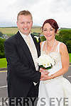 Bernadette Smullen and Jason O'Regan were Married at a Civil Ceremony at Ballyroe Heights Hotel on Thursday 25th June 2015