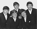 Dave Clark Five   1965 Dave Clark (c), Mike Smith (r)..