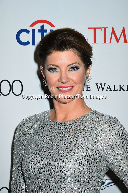 Nora O' Donnell attends the TIME 100 Gala on April 25, 2017 at Frederick P Rose Hall, Home of Jazz at Lincoln Center in New York, <br /> New York, USA.<br /> <br /> photo by Robin Platzer/Twin Images<br />  <br /> phone number 212-935-0770