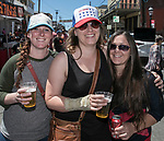 Andrea Ellis, Charleen Lawson, and Vicki Gilmore at the 34th Annual Chili on the Comstock Cook Off in Virginia City on Sunday, May 21, 2017.