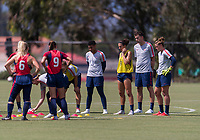 USWNT Training, August 29, 2018