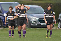 Romford & Gidea Park RFC vs Woodford RFC, London 2 North East Division Rugby Union at Crowlands on 9th March 2019