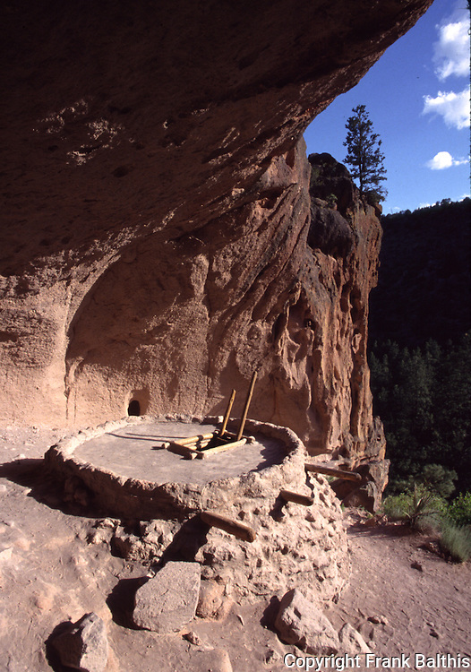 Bandelier National Monument, Alcove House