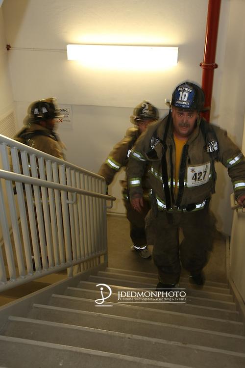 Stair Climb fund raiser