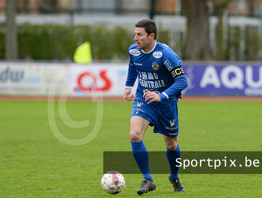 R Knokke FC : Peter Van Der Heyden<br /> Foto VDB / Bart Vandenbroucke