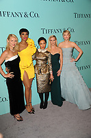 www.acepixs.com<br /> April 21, 2017  New York City<br /> <br /> Claire Danes, Jennifer Hudson, Ruth Negga, Reese Witherspoon and Haley Bennett attend Tiffany &amp; Co. Celebrates The 2017 Blue Book Collection at St. Ann's Warehouse on April 21, 2017 in New York City.<br /> <br /> Credit: Kristin Callahan/ACE Pictures<br /> <br /> <br /> Tel: 646 769 0430<br /> Email: info@acepixs.com