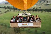 20140927 September 27 Hot Air Balloon Gold Coast