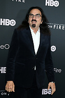 """LOS ANGELES - JUN 5:  George DiCaprio at the """"Ice on Fire"""" HBO Premiere at the LACMA Bing Theater on June 5, 2019 in Los Angeles, CA"""