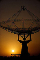 Giant Radio Telescope in Pune, India - 1996