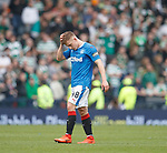 15.04.2018 Celtic v Rangers scottish cup SF:<br /> dejection from Greg Docherty